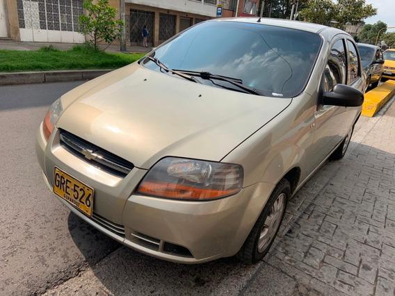 Chevrolet Aveo 1.6 2009