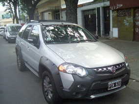 Fiat Palio Weekend Adventure 1.6 Locker 2015