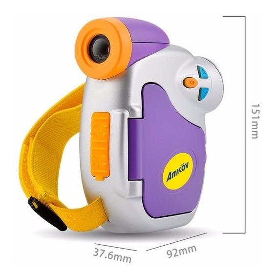 Camera Infantil Hd 5 Megapixel Frete Grátis