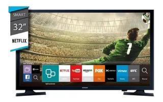 Smart Tv Samsung 32 Un32j4290 Netflix Amazon Youtube