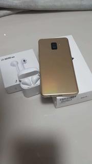 Celular Samsung A8 + ( Sem Detalhe)