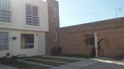 Casa En Renta Residencial Dali, Amplio Jardín En Coronango