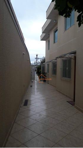 Sobrado Com 2 Dormitórios À Venda, 66 M² Por R$ 314.000,00 - Jardim Itapema - São Paulo/sp - So0205