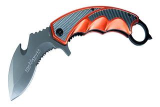 Canivete Karambit Fox Knives F91 Semi Automático
