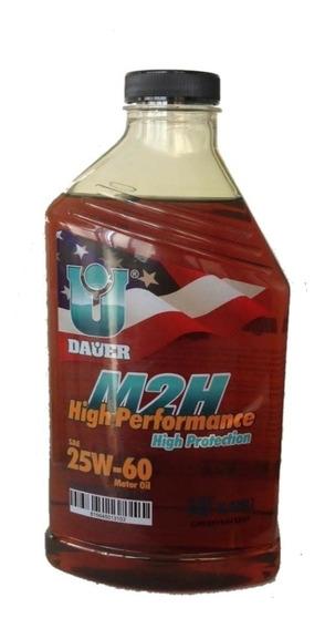 Aceite Dauer De Motor Mineral M2h 25w 60 Por Litro