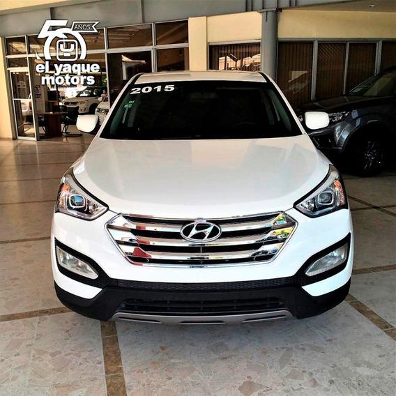 Hyundai Santa Fe 2015 Usada