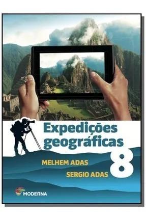 Expedições Geográficas - 8º Ano - 2ª Ed. 2016 Aluno Usado