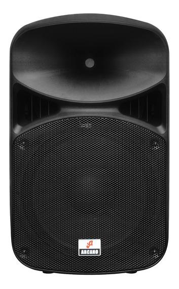 Caixa De Som Amplificador Arcano Power-15 400w Usb 15pol Sj