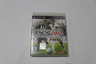 Juego Pes 2012 Para Playstation 3 Ps3
