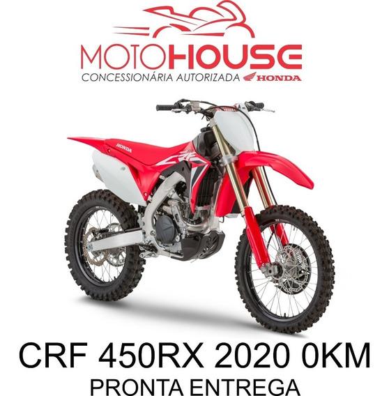 Crf 450rx 2020 0km