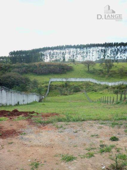 Terreno Residencial À Venda, Chácara Bela Vista, Campinas - Te1629. - Te1629