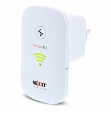 Extensor Repetidor Señal Wifi Nexxt Kronos 300mbps Factura A