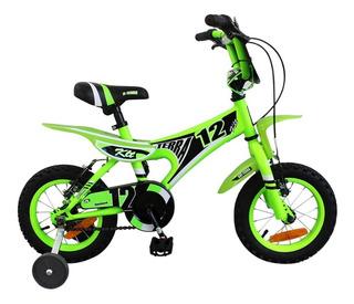 Bicicleta Rodado 12 X-terra Klt Varón Nene // Richard Bikes