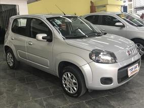 Fiat Uno Vivace 1.0 2016 - Zero De Entrada