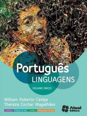 Português Linguagens - Volume Único - Atual Editora- Plurall