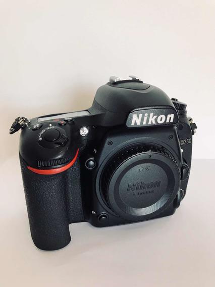 Nikon D750 - 52k Clicks Apenas!!