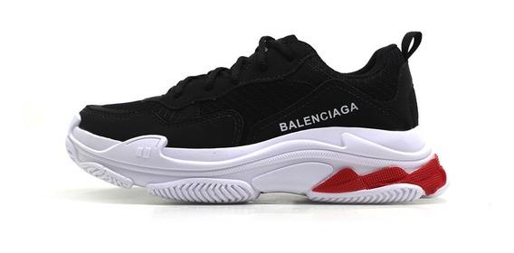 Tênis Feminino Balenciaga Triple S Lançamento Promoção