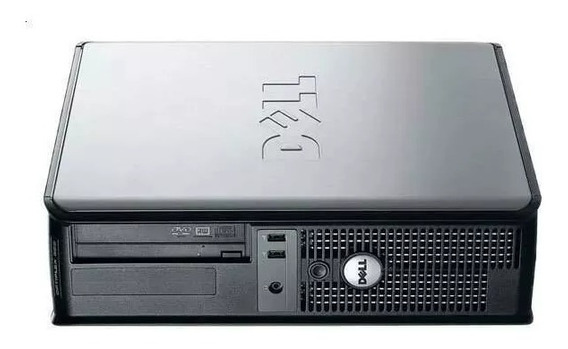 Cpu Pc Dell Intel Dual Core 4gb Hd 500 Win.7 #maisbarato Tm
