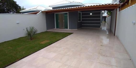 Casas À Venda Em Itaipuaçu, Maricá - Rj - - Ca00048 - 32959586