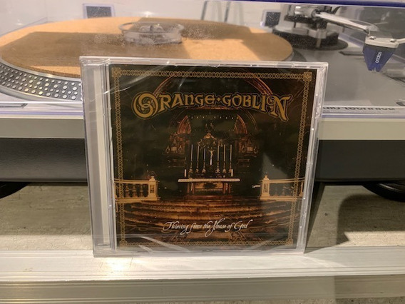 Orange Goblin - Thieving From The House God - Cd Importado