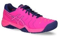 Tênis Asics Gel Challenger 11 Pink E Azul