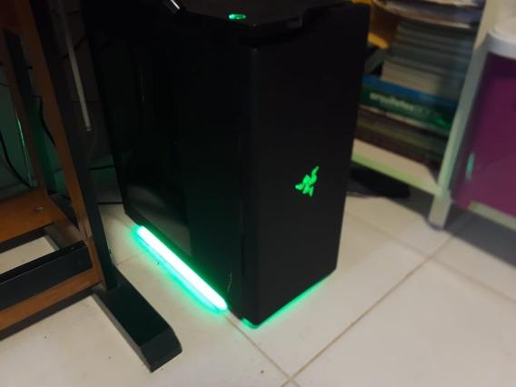 Pc Gamer Ryzen 7 Geforce 1070 16gb Ram Ssd Water Cooler Gabinete Razer E +