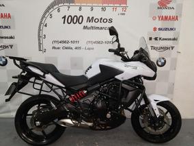Kawasaki Versys 650 2013 Otimo Estado Aceito Moto