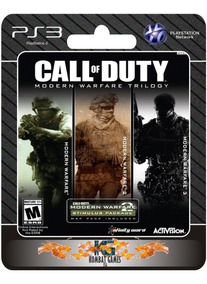 Call Of Duty Modern Warfare Trilogia -ps3- (digital) *