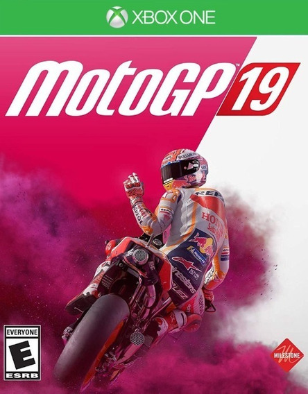 Motogp 19 - Xbox One - Mídia Digital Original