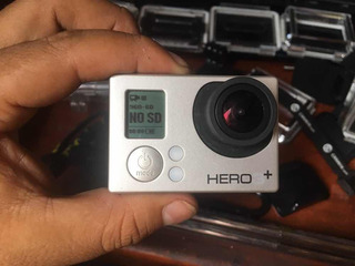 Cámara Gopro Hero3+ Black Edition Con Wi-fi Integrado - Chdh