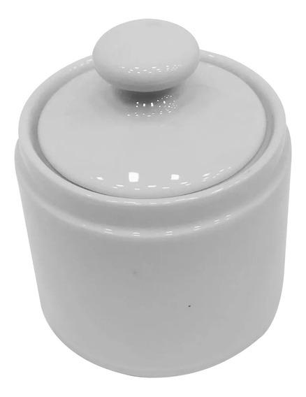 Azucarera Te Porcelana Blanca Tsuji 450