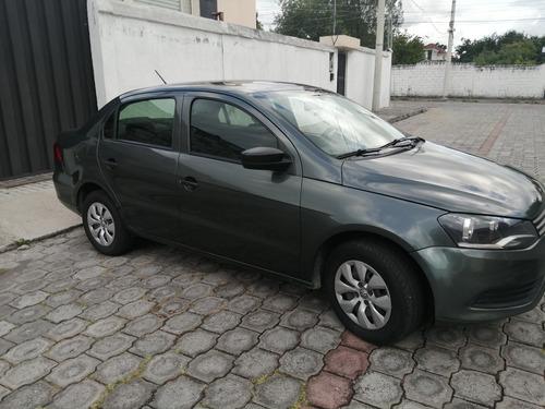 Volkswagen Voyage 2015