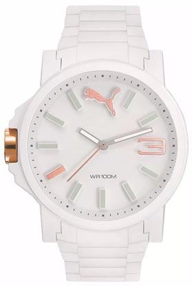 26cd1d376c35 Reloj Puma Blanco Ultrasize Play Mujer 9905 Envío Gratis -   2