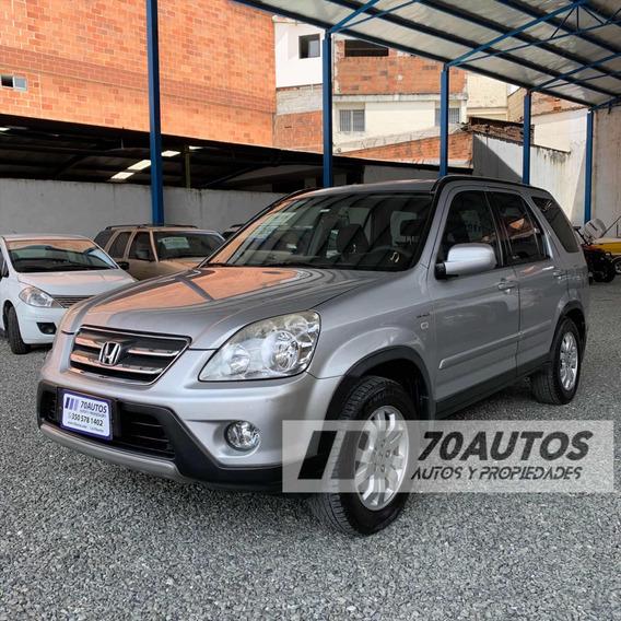 Honda Cr-v Ex Automatica