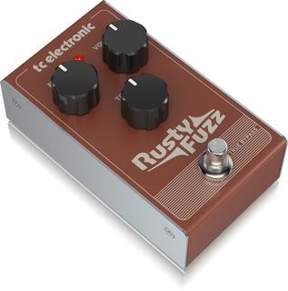 Tc Electronic Rusty Fuzz Pedal De Guitarra - Cuotas