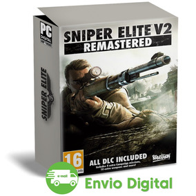 Sniper Elite V2 Remastered Pc Mídia Digital Envio Imediato