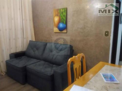 Imagem 1 de 7 de Apartamento Em Centro - Diadema, Sp - 3037