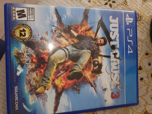 Just Cause 3 Ps4 Fisico