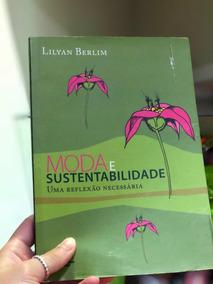 Livro: Moda E Sustentabilidade