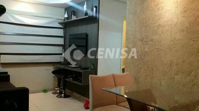 Apartamento Residencial À Venda, Condomínio Spazio Illuminare, Indaiatuba - Ap0176. - Ap0176