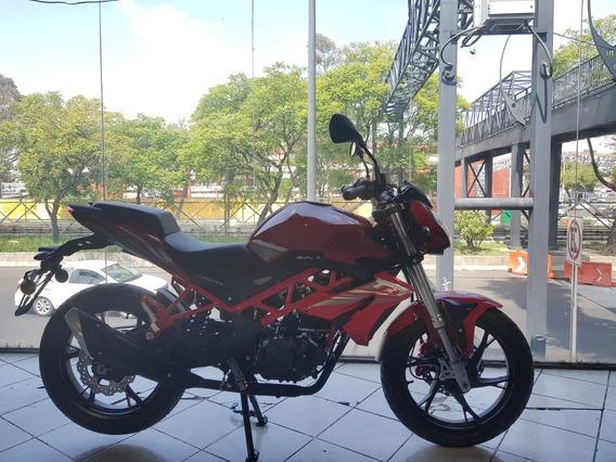 Benelli Tnt 150 Estilo Naked Motor Efi Doble Bujia