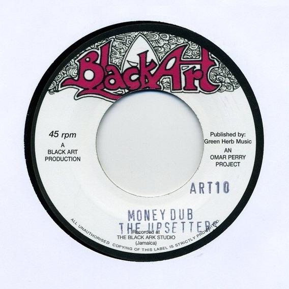 Danny Hensworth Money Man / Upsetters Black Art Frete Grátis
