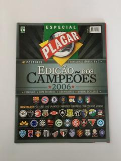Revista Placar Nº 1303 A Edição Dos Campeões 2006