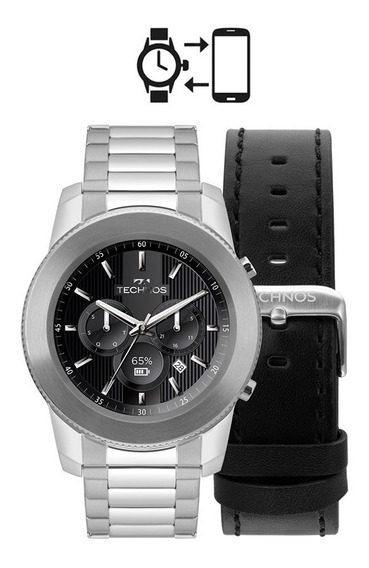 Relógio Technos Masculino Connect M1aa/1p Smartwach Watch