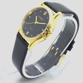 F)relógio Cidadão Citizen Banho A Ouro Frete Grátis Promoção