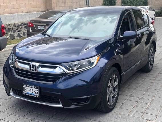 Honda Cr-v 2.4 Ex Cvt 2018