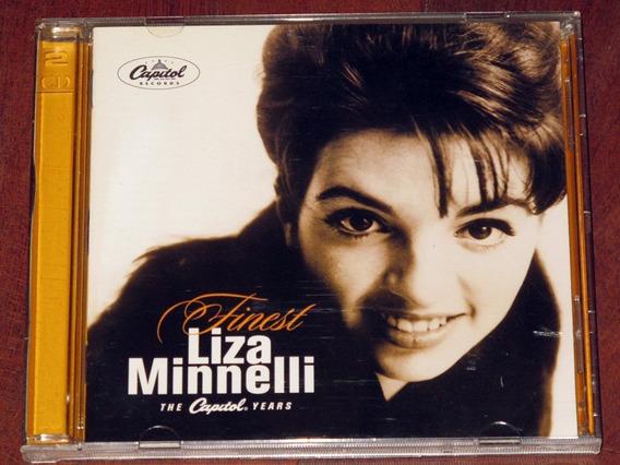 Liza Minnelli Finest Cd Doble Ind. Argentina