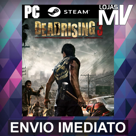 Dead Rising 3 Apocalypse Pc Steam Gift Presente