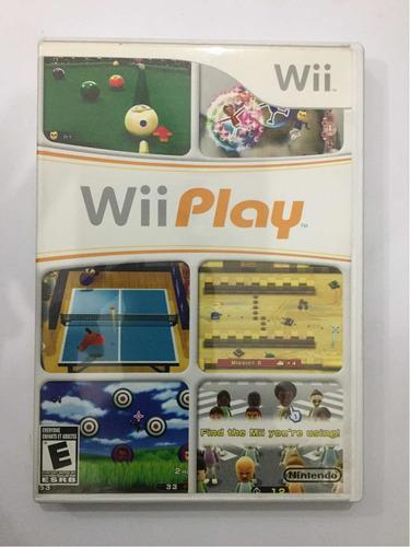 Wiiplay Nintendo Wii