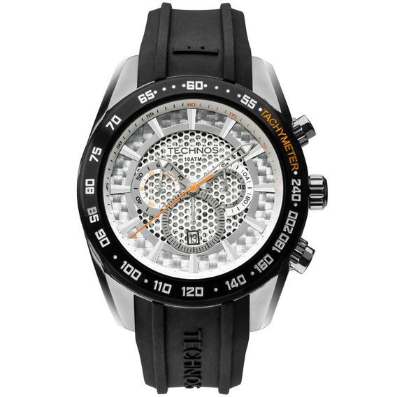 Relógio Technos Masculino Carbon Os20hm/8p